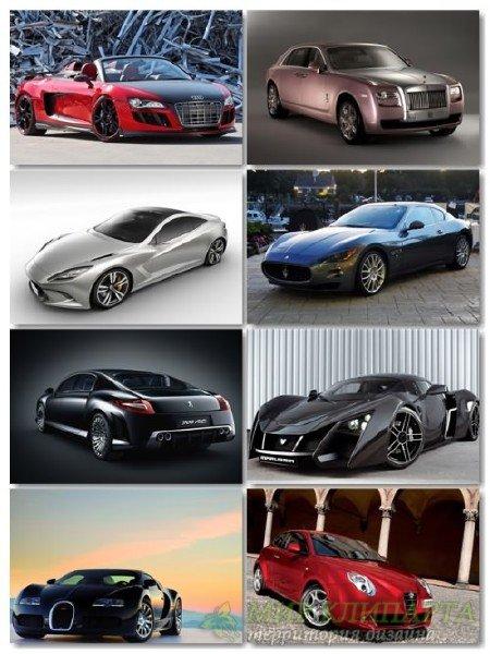 Сборник фотоподборки автомобилей хорошего качества выпуск 18