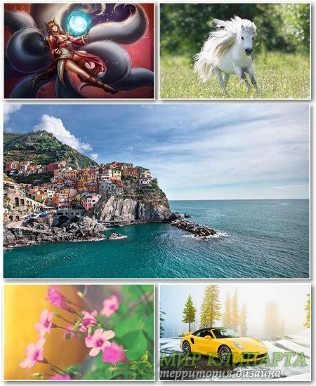 Best HD Wallpapers Pack №1367