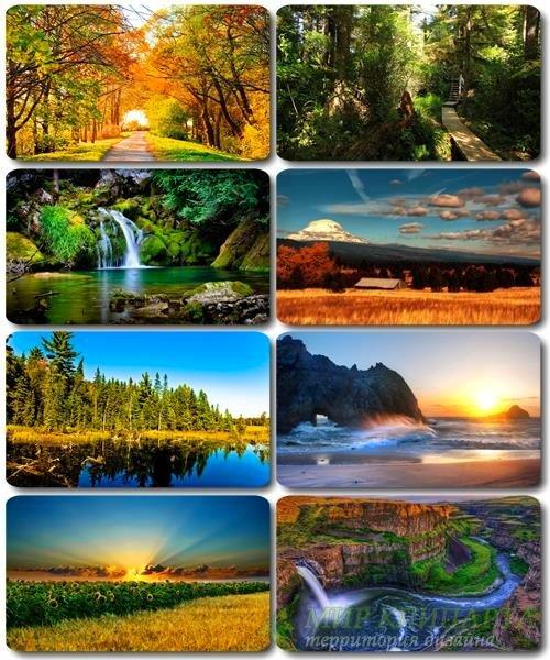 Удивительно красивая природа - HD обои 2560x1600 часть 15