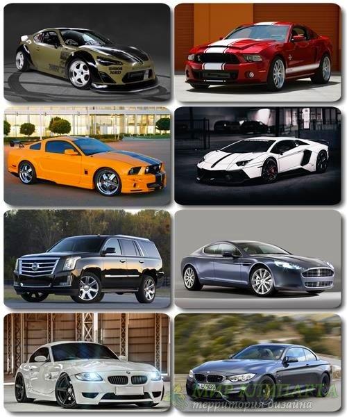 Авто Обои - Картинки и фото автомобилей (часть 23)
