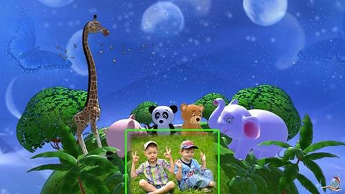 Проект ProShow Producer - Счастливое детство