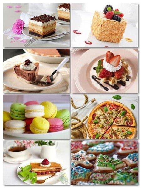 Фото на тему еда, сборник обоев выпуск 12