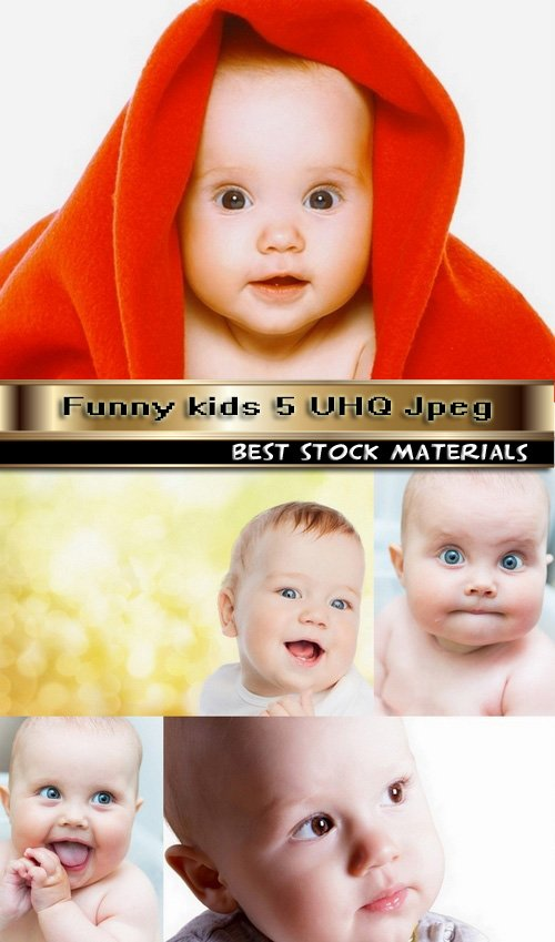Funny kids 5 UHQ Jpeg