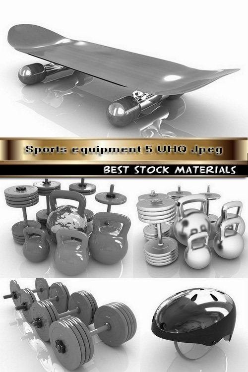 Sports equipment 5 UHQ Jpeg