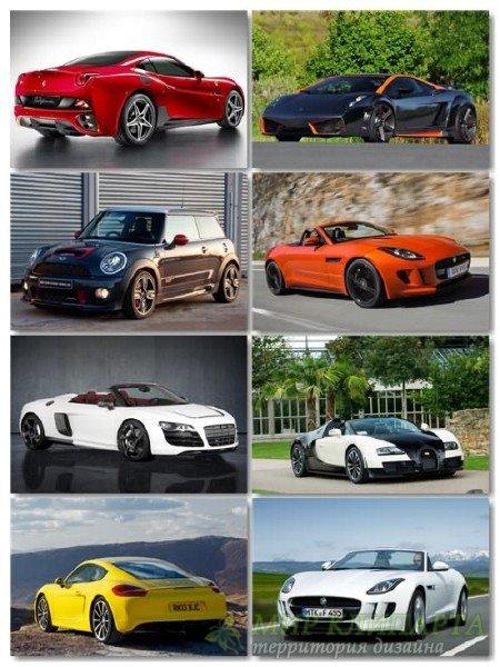 Сборник фотоподборки автомобилей хорошего качества выпуск 19