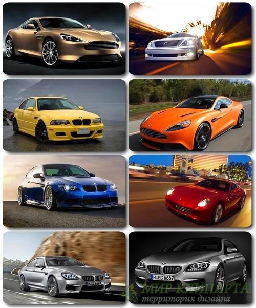 Авто Обои - Картинки и фото автомобилей (часть 24)