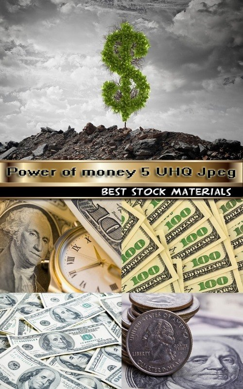 Power of money 5 UHQ Jpeg