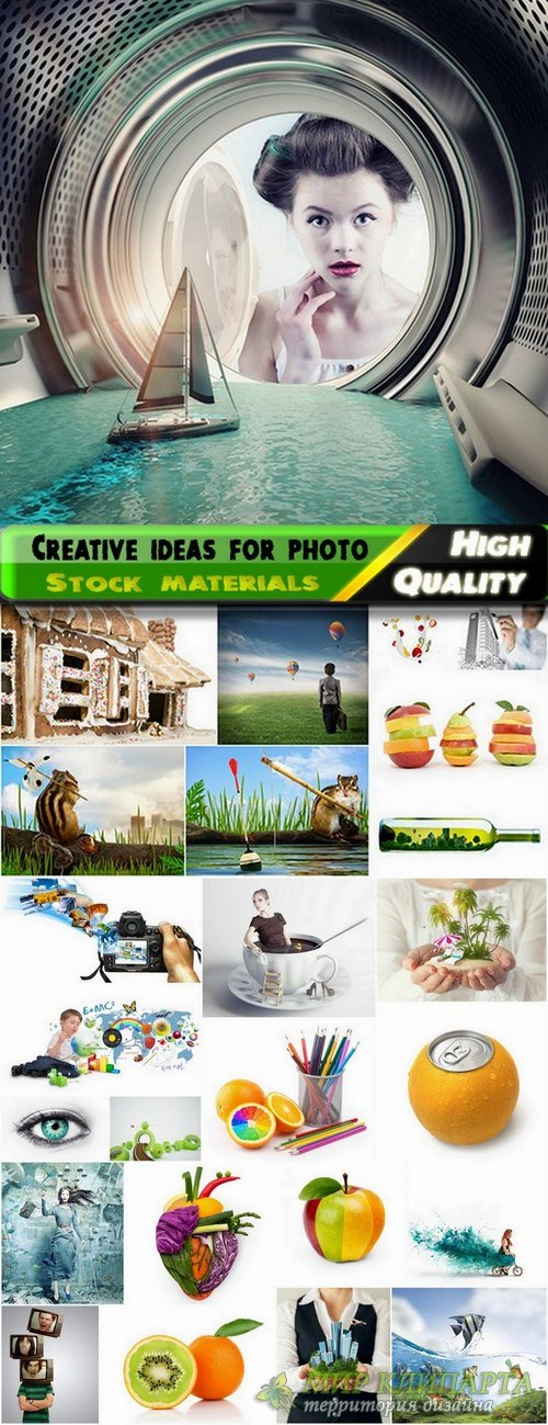 Creative ideas for photo Stock images - 25 HQ Jpg