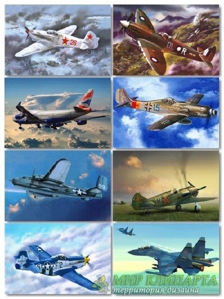 Подборка фото отличного качества сборника авиации выпуск 40