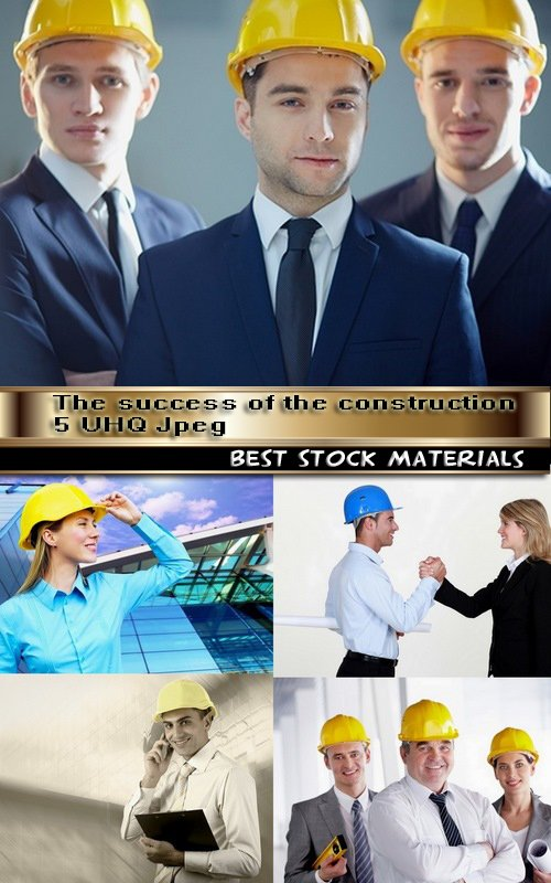 The success of the construction 5 UHQ Jpeg