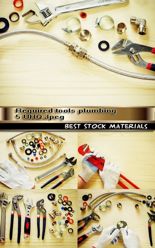 Required tools plumbing 5 UHQ Jpeg