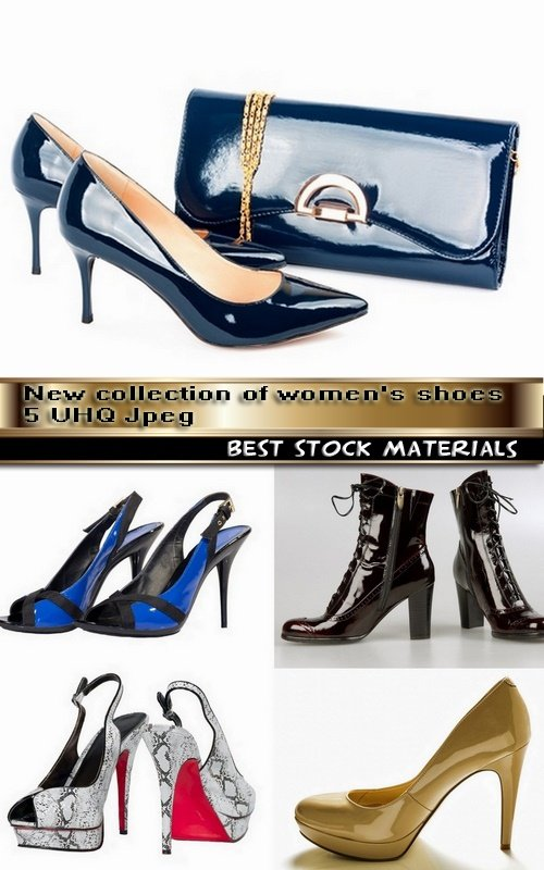 New collection of women's shoes 5 UHQ Jpeg