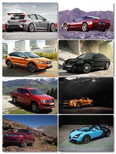 Сборник фотоподборки автомобилей хорошего качества выпуск 20