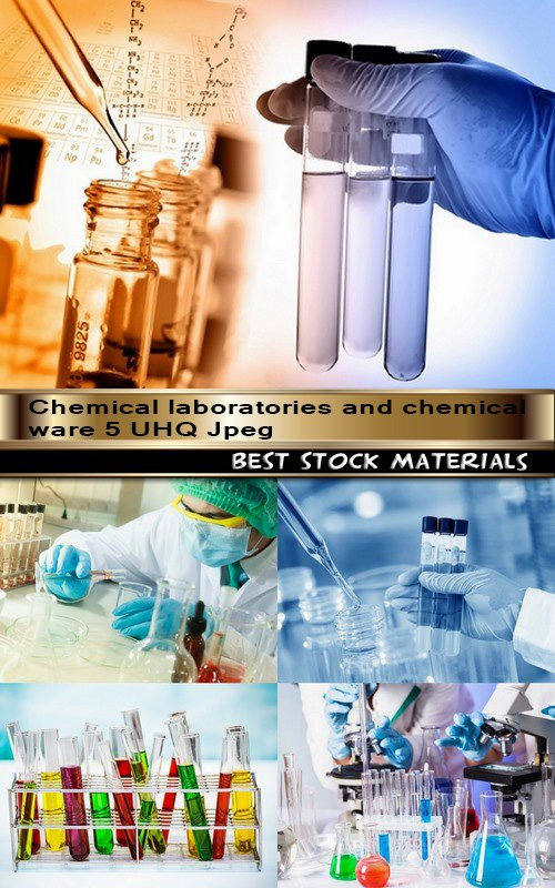 Chemical laboratories and chemical ware 5 UHQ Jpeg