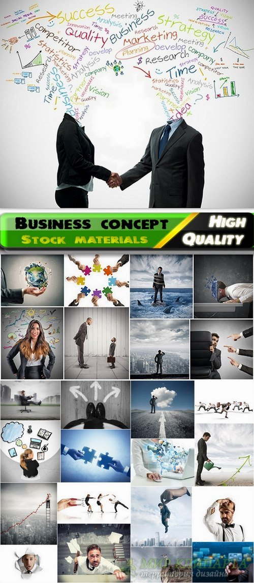 Business concept stock Images #7 - 25 HQ Jpg