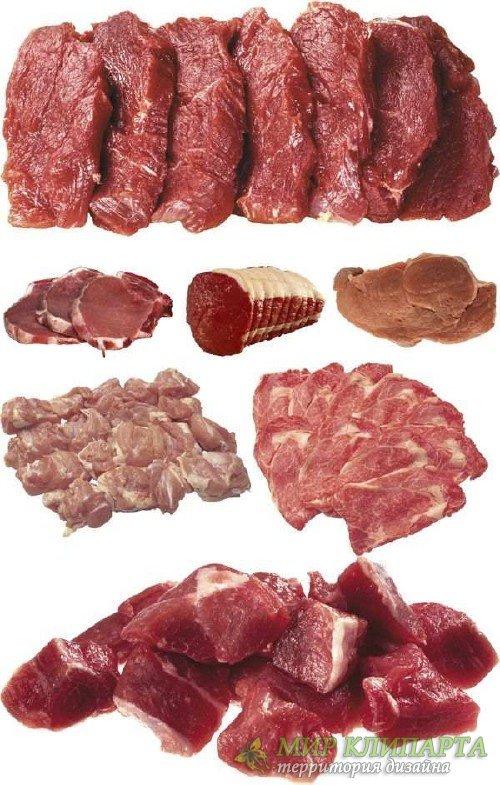 Сырое мясо и фарш (огромная подборка изображений)