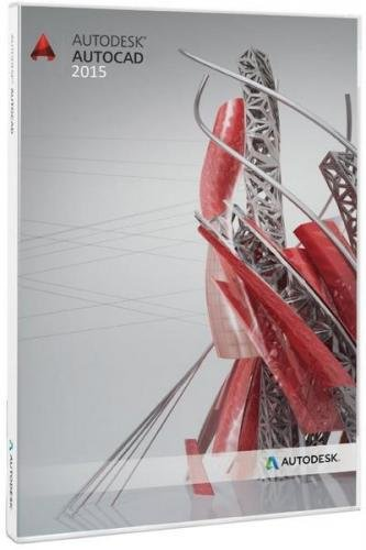 Autodesk AutoCAD 2015 SP2 v.J.210.0.0 & SPDS Extension (2014/RUS/ENG)