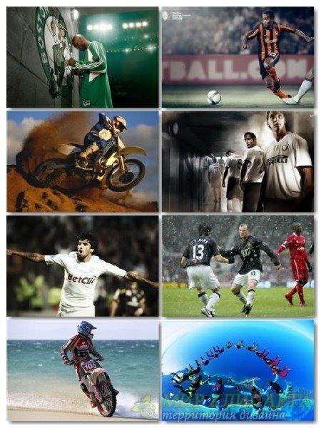Фотоподборка отличного качества на спортивную тему выпуск 26