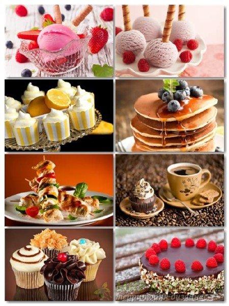Фото на тему еда, сборник обоев выпуск 14