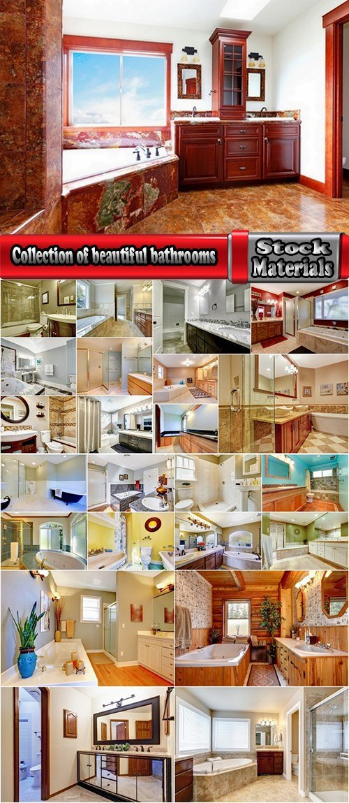 Collection of beautiful bathrooms 24 UHQ Jpeg