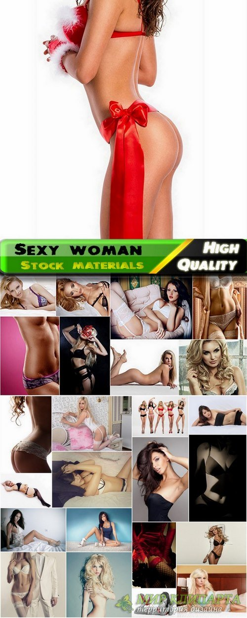 Sexy woman  Stock image #2 - 25 HQ Jpg