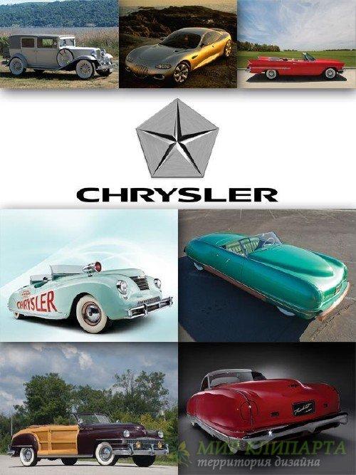 Крайслер (классические американские автомобили) подборка изображений