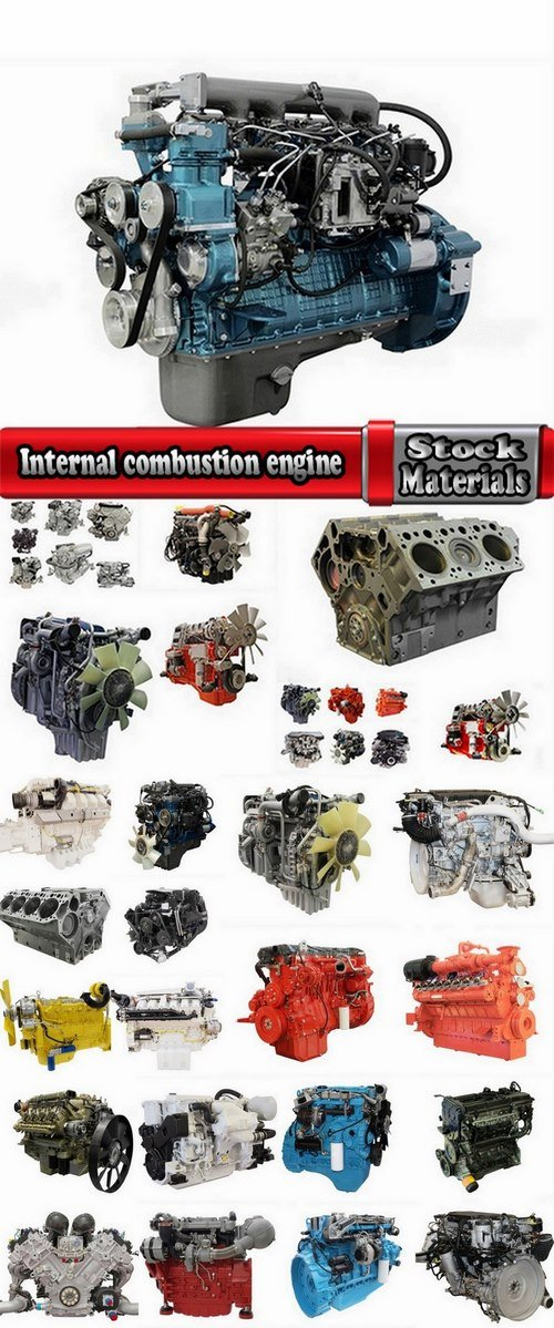 Internal combustion engine 25 UHQ Jpeg