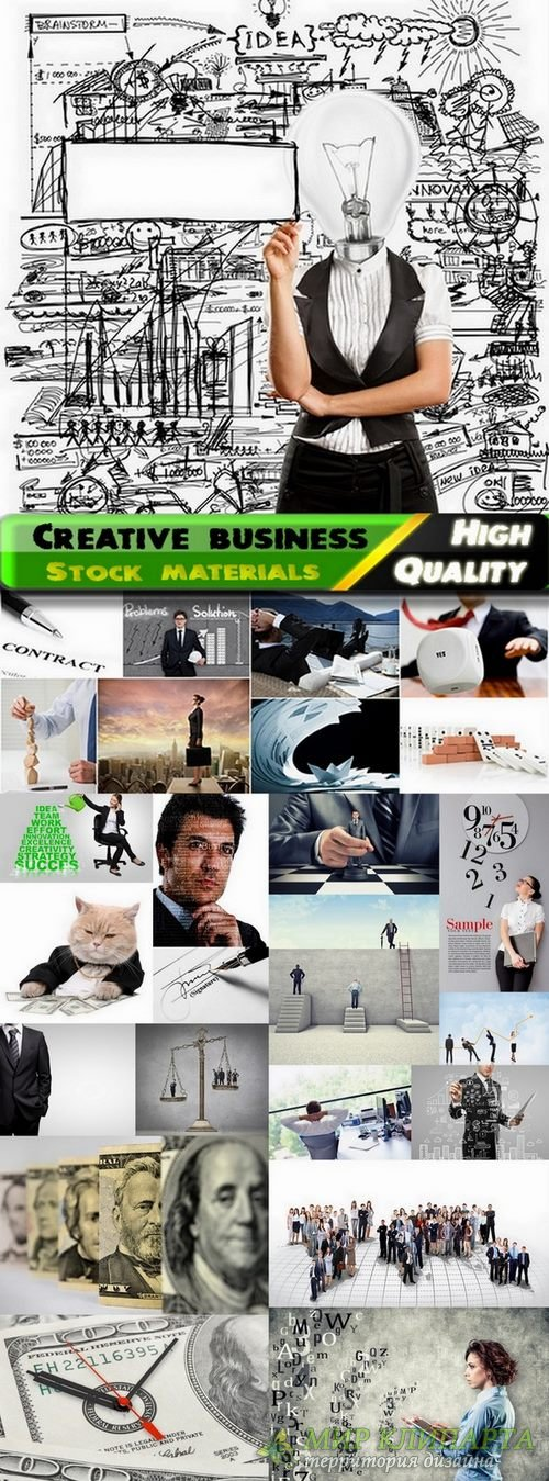 Creative business photos Stock images - 25 HQ Jpg