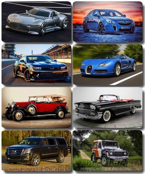 Авто Обои - Картинки и фото автомобилей (часть 25)