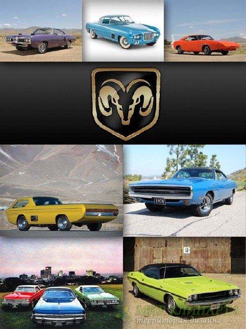 Додж (классические американские автомобили) подборка изображений