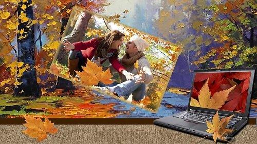 Осенний листопад - Свадебные стили для ProShow Producer®