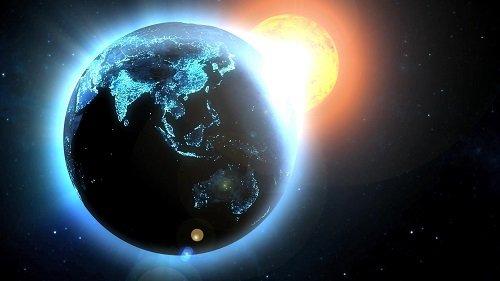 Земля футаж - Earth video footage