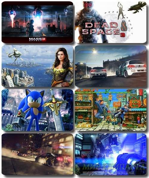 Игры - HQ Обои для рабочего стола (часть 10)
