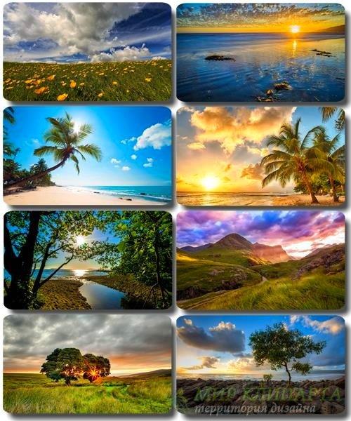 Красивая природа - Сборник обоев с фото (альбом 30)