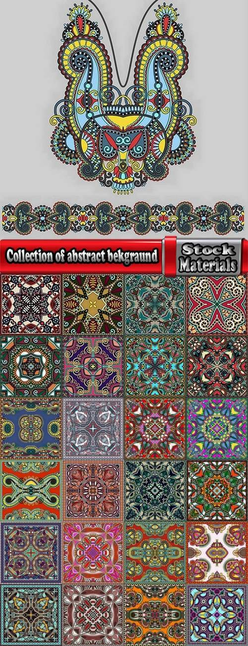 Collection of abstract bekgraund 25 Eps