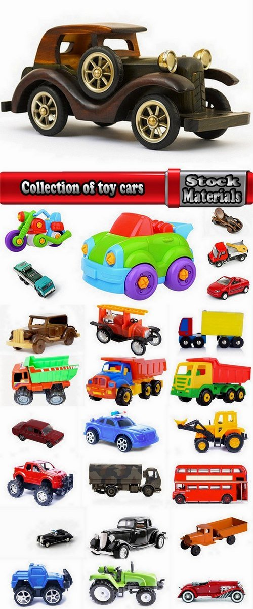 Collection of toy cars 25 UHQ Jpeg