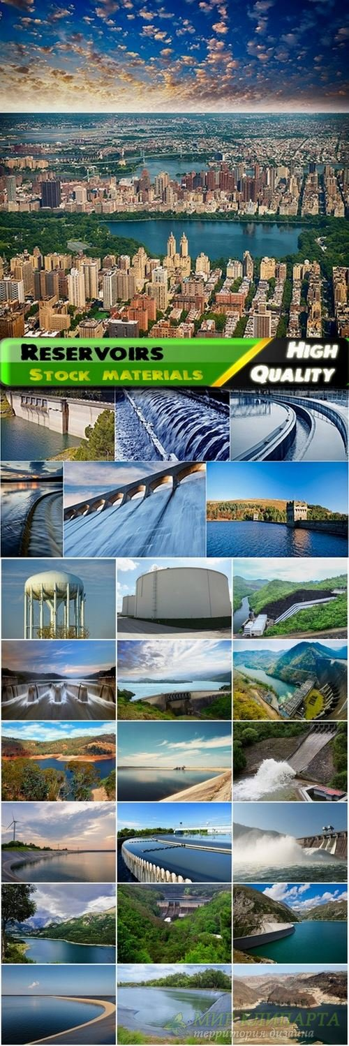 Reservoirs Stock images - 25 HQ Jpg