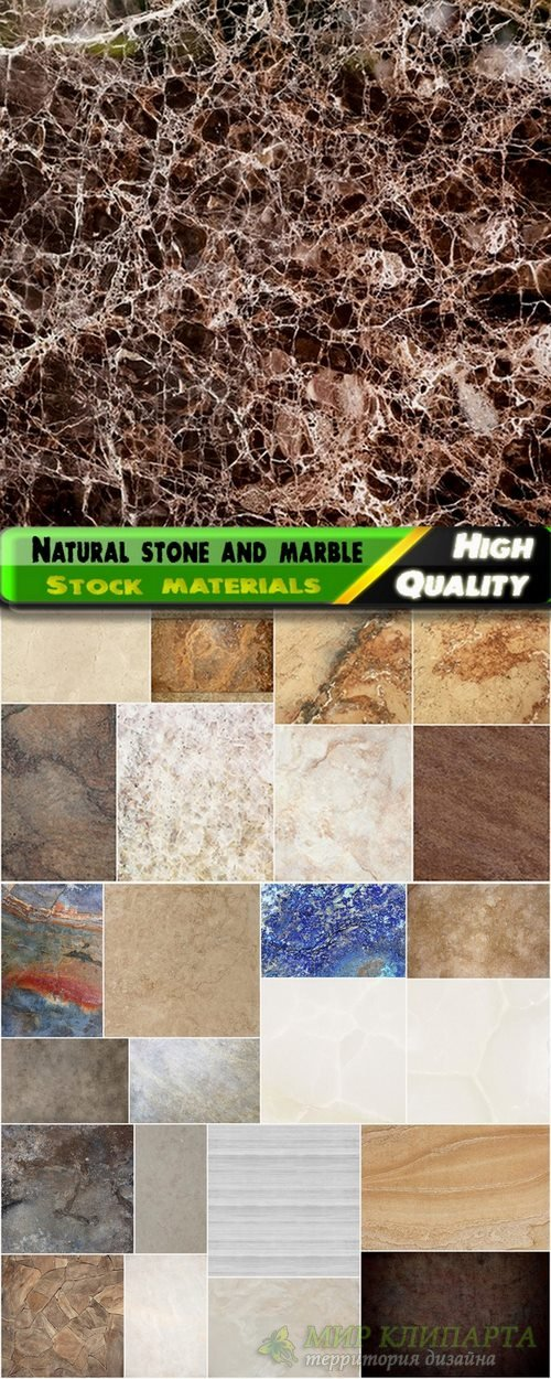 Texture of natural stone and marble Stock images - 25 HQ Jpg