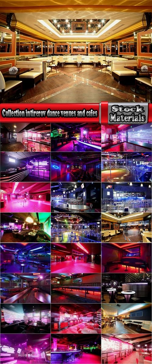 Collection intirerov dance venues and cafes 25 UHQ Jpeg