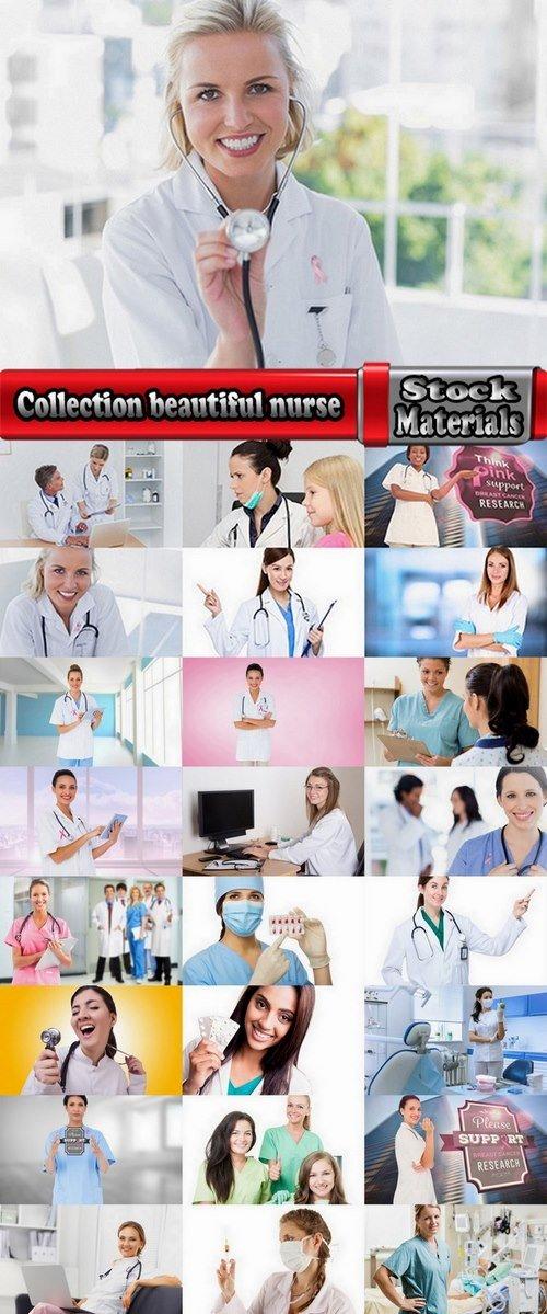 Collection beautiful nurse 25 UHQ Jpeg