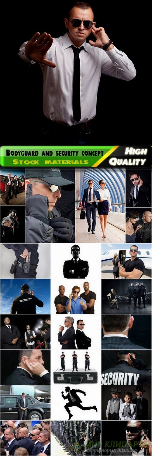Bodyguard and security concept Stock images - 25 HQ Jpg