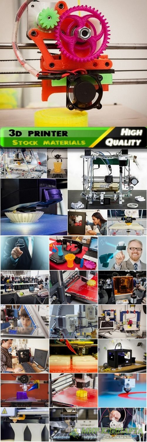 3d printer and 3d printing Stock images - 25 HQ Jpg