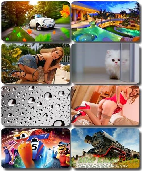 Коллекция HQ обоев с красивыми картинками часть 38