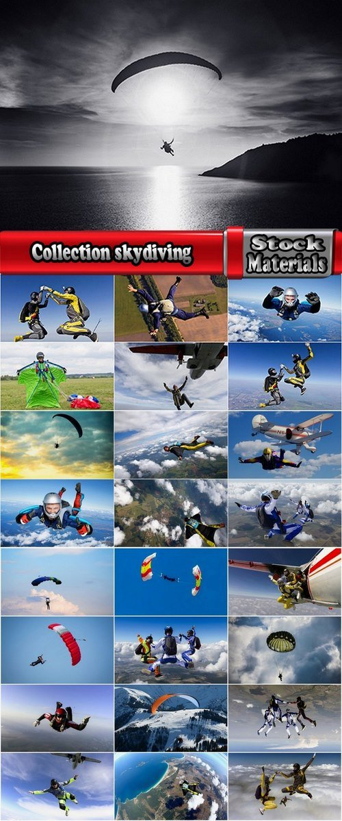 Collection skydiving 25 UHQ Jpeg
