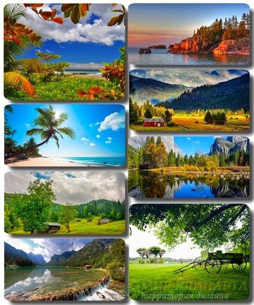 Красивая природа - Сборник обоев с фото (альбом 32)