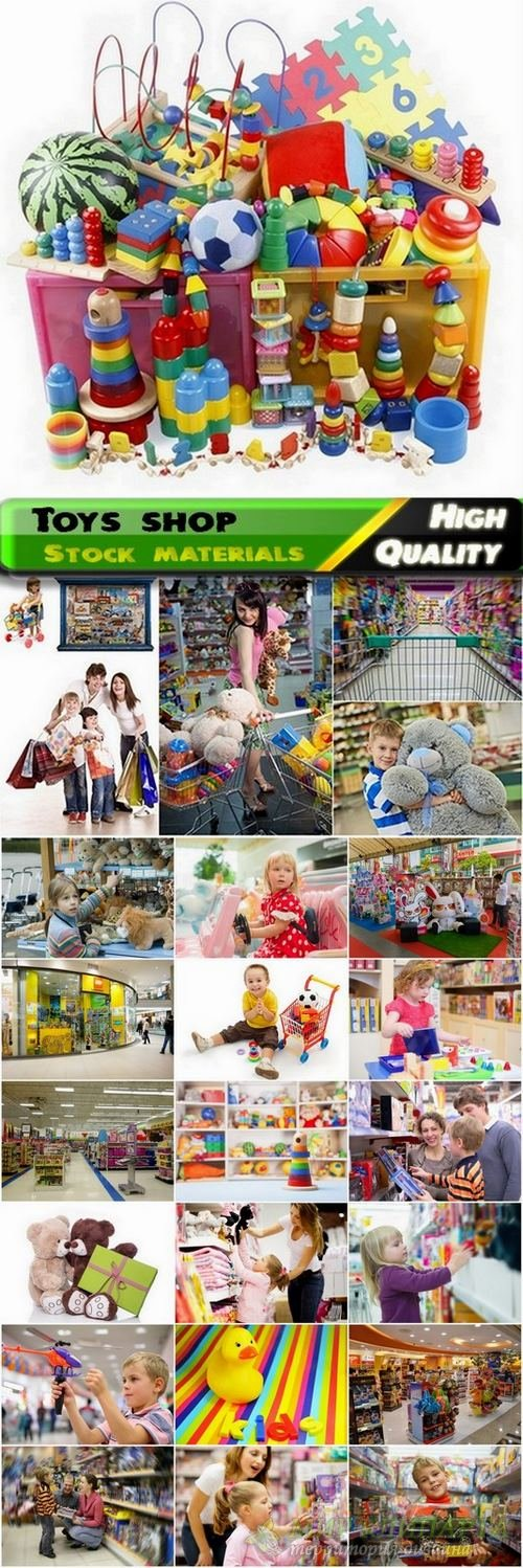 Toys shop and people buying toys Stock images - 25 HQ Jpg