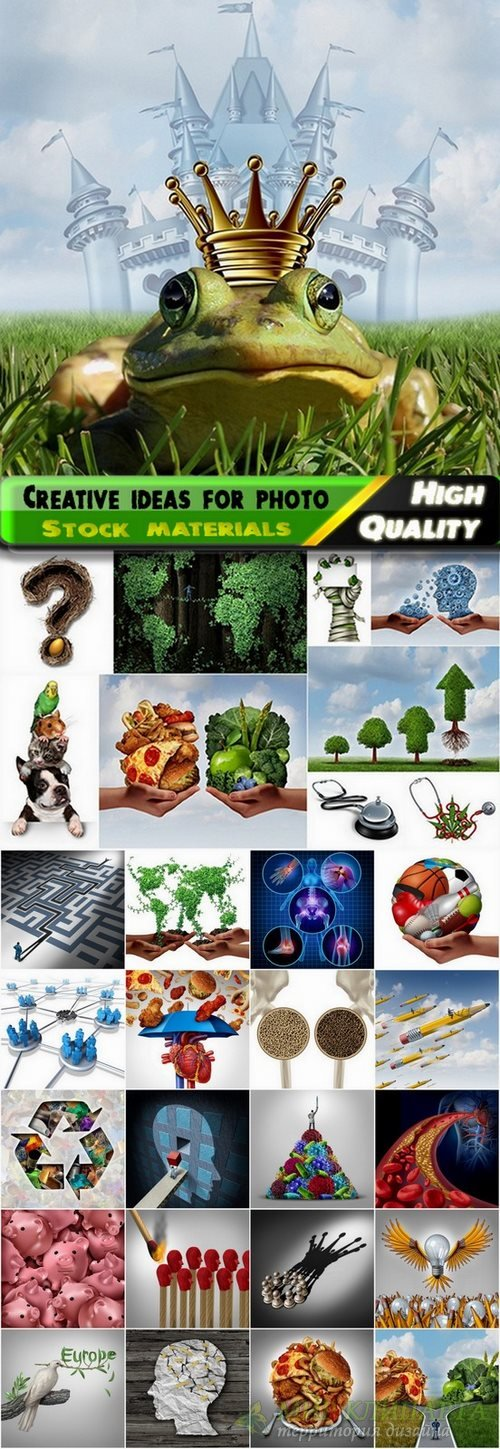 Creative ideas for photo Stock images #3 - 31 HQ Jpg