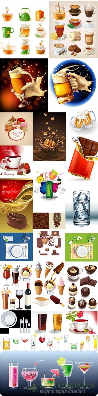 Desserts and Beverages