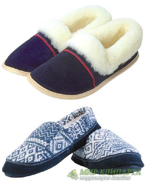 Обувь: домашние тапочки