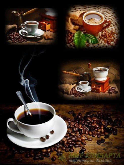 Горячие напитки: Кофе (подборка изображений)